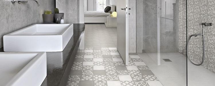 Carrelage motif salle de bain noel 2017 for Carrelage salle de bain motif